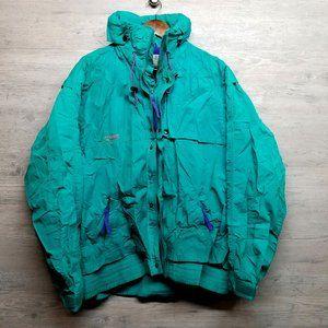 Vintage Columbia Jacket. Perfect! Amazing Colors!